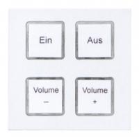 Tf 4-ALU/Taster für Kindermann Click